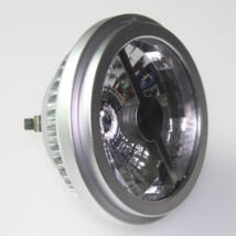 AR111 LED spotlámpa, 8W, 5500K hidegfehér, SHARP COB LED, CRI 83, 12V