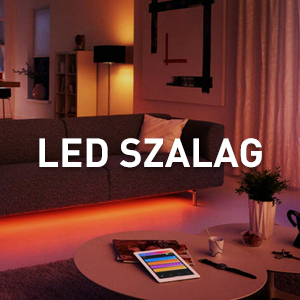 Philips Hue LED szalagok