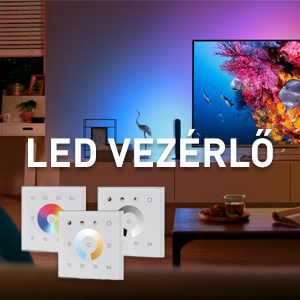 Philips Hue LED vezérlők
